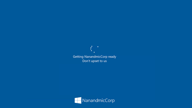 Getting NanandmicCorp ready... by nanandmic567