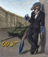 Shaken, Not Stirred by EWilloughby