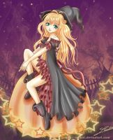 Happy Halloween by Nawal