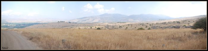 The Golan by HeliusFlame