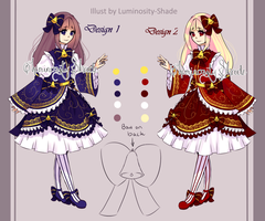 {CLOSED TY! Point Auction } Golden Bell by Luminosity-Shade