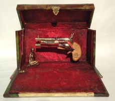 The Lady Derringer and Box by Macabre151