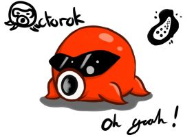 Cool Octorok  by ShikiCreations
