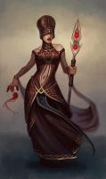 Blood Witch by Andantonius