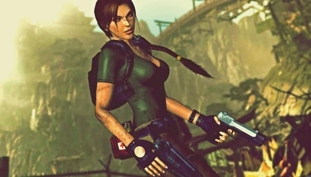 Tomb_Raider_Return_of_a_Raider by ivedada