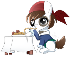MLP - PipSqueak Commission by haydee