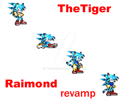 RAIMOND REVAMP by turbo620