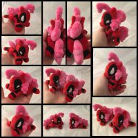 MLP 4.5 inch mini Pinkie Pool plushies x2 ::GIFT:: by RubioWolf