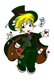 Magician Link by bchan