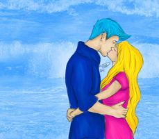 Teddy and Victoire - SoIn Love by December-Devil