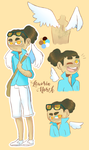 Lauvrin North Ref by TheShadow-Kun