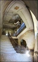 balthazar staircase by RUCgost