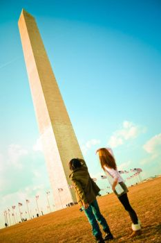 Eden of the East - Washington by Gwiffen