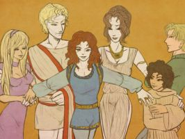 VC: The Roman Family 2 by Hedonistbyheart