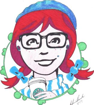 Hipster Wendy's by Aniracer