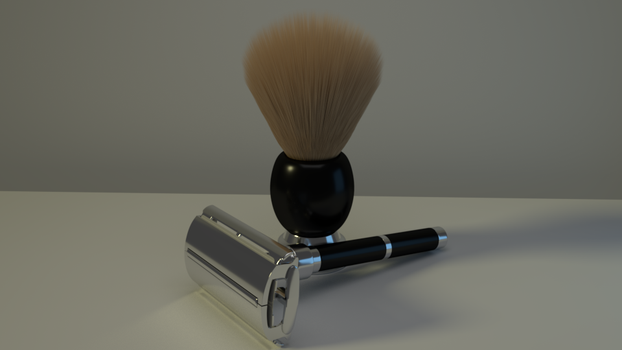 Parker Shave Set by kbmxpxfan