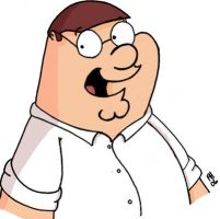Peter Griffin by iceclimbers87