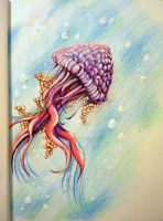 Jellyfish by ReDragoNatalia