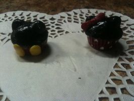 Mickey cupcakes for trade by muffinthehamster11