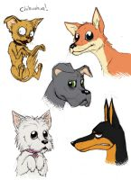 Dogs! by Spaffi
