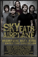 SKY EATS TOUR POSTER by SleepBetter