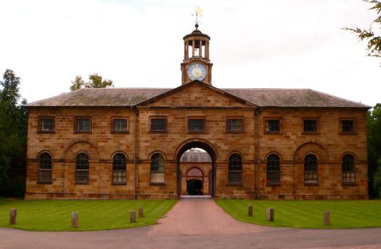 Ormesby Hall Stables by Francishphoto