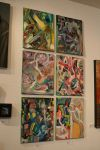ArtOne Gallery September  2010 by drewschermick