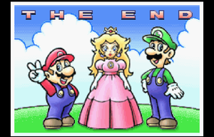 The First Mario And Co.'s Vacation Photo by PrincessPuccadomiNyo