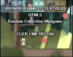 Browsergame Lost Chums Test v0.03 - RandomCollect by ChibiEdo