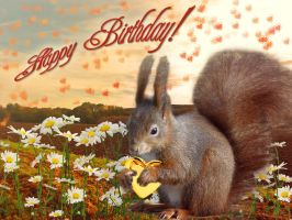 Happy Birthday in March! by Cundrie-la-Surziere