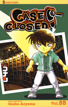 Case Closed 55 Cover by EpicDay