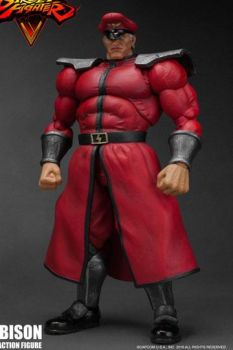 Street Fighter V Characters 1/12 M. Bison Figure by epicheroes