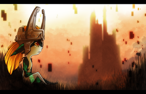 Midna by Tuooneo