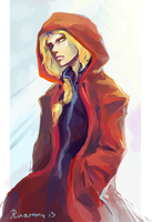 Edward Elric by rinaromu