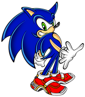 Sonic soap shoes return by megax88