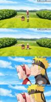 Narusaku Ending - Ultimate Ninja Impact PS3 by MARSHALLSTAR
