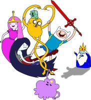 Adventure time missed deadline by D-simmo