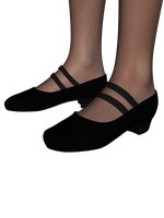 Double Strap Mary Jane Shoes (Simple) for G2F by amyaimei