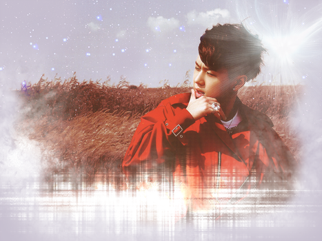 Yong Junhyung Wallpaper by SMiiiLEzz