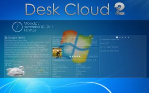 Desk Cloud 2 by UltimateRT