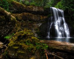 Upper North Falls 2 by sivousplay