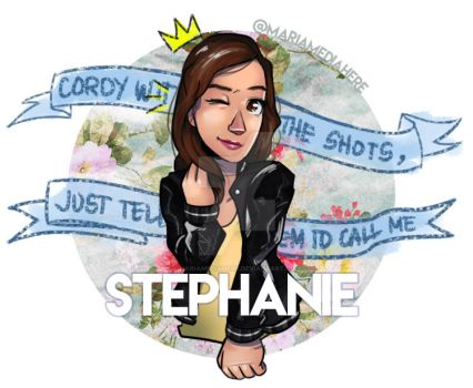 GTLive - Side to Side Stephanie by MariaMediaHere
