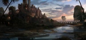 Stronghold by TitusLunter