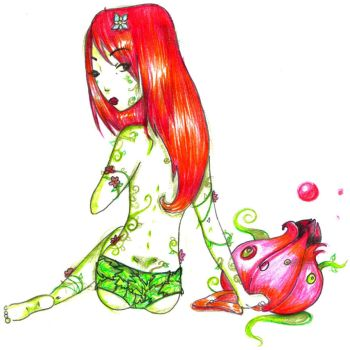 Poison Ivy by LuckyXClover