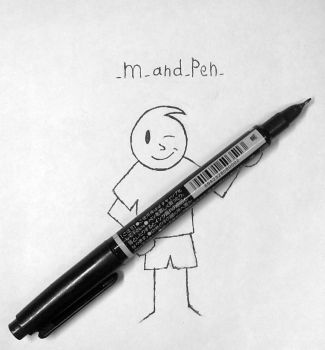 m and pen by xmxandxpenx