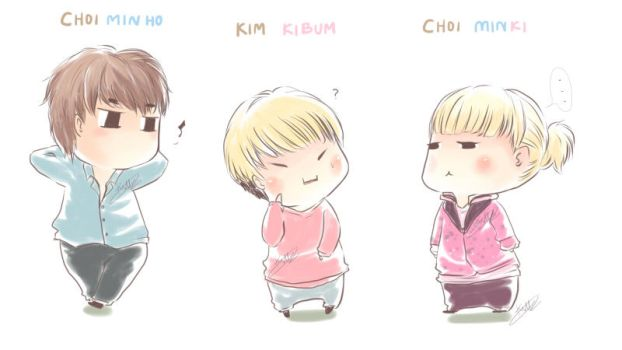 Choi fam by KnotBerry