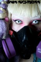 Doll Face by rabidgirlscout