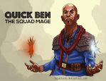 Quick Ben: The Squad Mage by YapAttack
