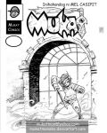 Mukat Comics Cover by melcasipit
