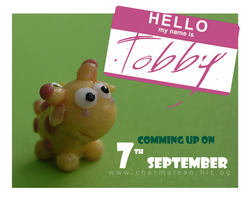 Hello. My name is : Tobby by charmaleen